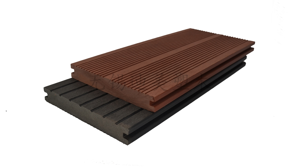 WPC Solid Decking 140X20 mm